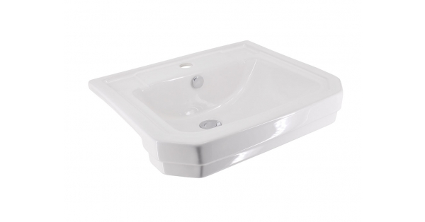 Adare 550mm Semi Recessed Basin