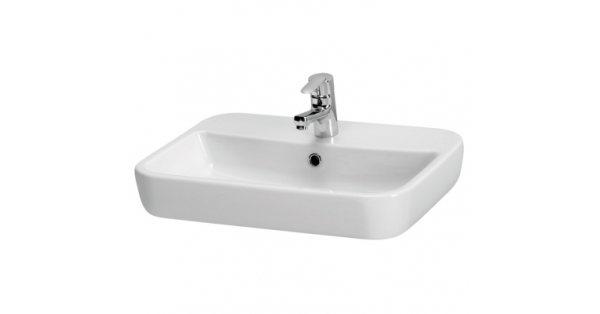Caspia Square Counter Top Basin