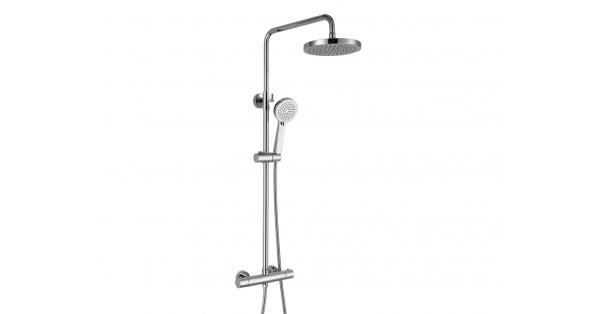 Flo Round Shower