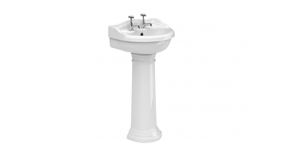 Kent 500mm Basin & Pedestal