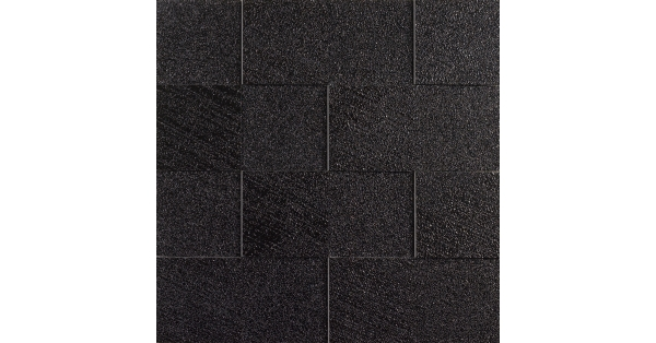 Materia Black Mosaic 3D 28.5 x 28.5