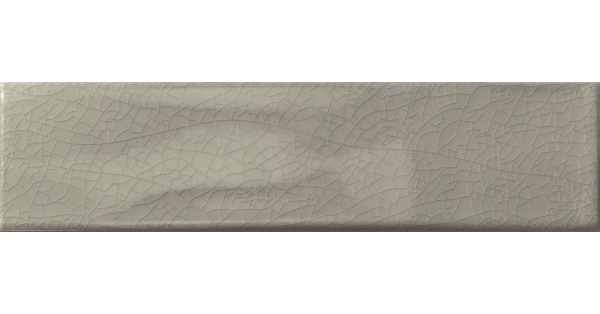 Monocroma Petal Grey Craquele 7.5 x 30