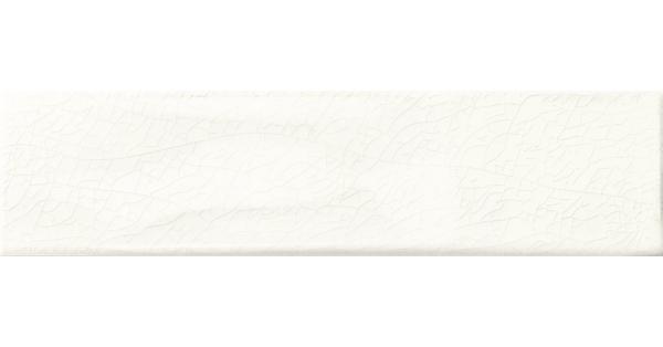 Monocroma Petal White Craquele 7.5 x 30