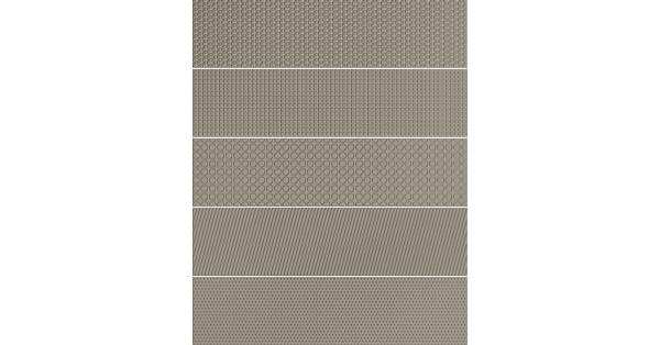 Monocroma Unik Mix Grey 7.5 x 30