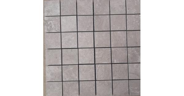 Bowland Grey Mosaic 30 x 30