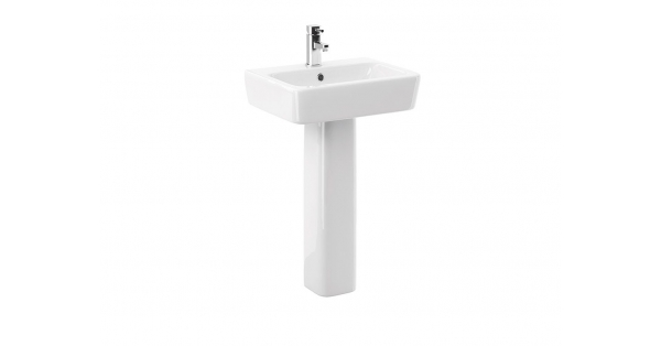 ST 550mm Basin & Pedestal