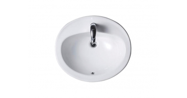 Oval 560mm Vanity Basin
