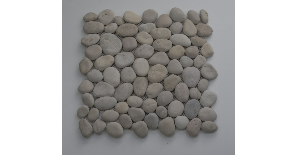 Pebbles Stone Brown 35 x 35