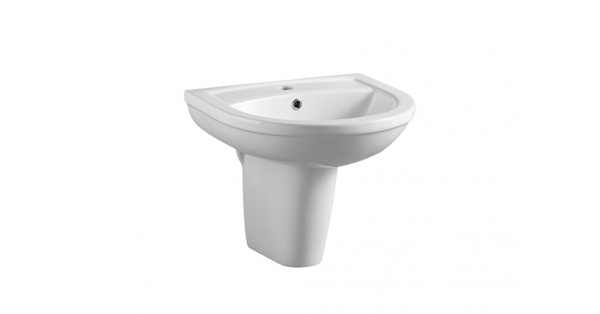 Refine 450mm Basin & Pedestal