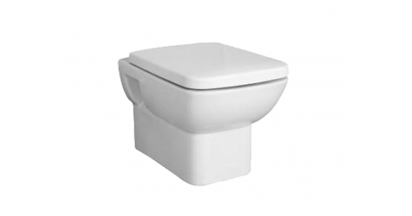 Rio Wall Hung Toilet Pan & Soft Close Seat