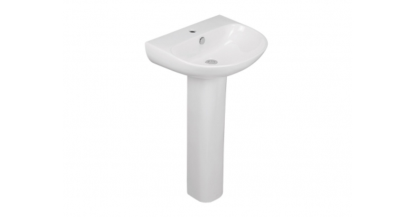 RT 450mm Basin & Pedestal