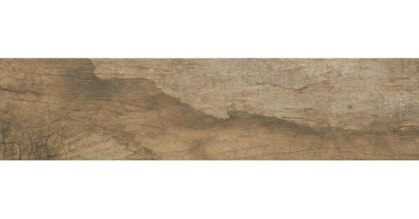 Saloon Natural Wood Effect Floor Tile 14.6 x 59.3