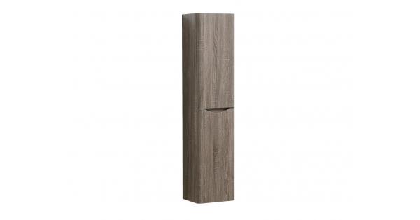 Sofia 2 Door Tall Boy Cyan Oak RH Hinge