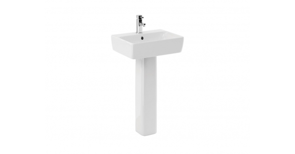 ST 450mm Basin & Pedestal