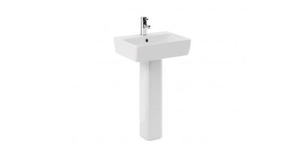 ST 500mm Basin & Pedestal