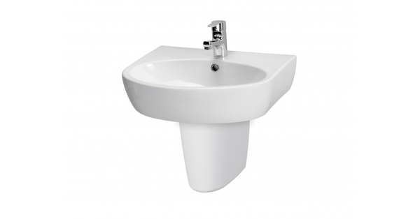 Urban Harmony 550mm Basin & Pedestal