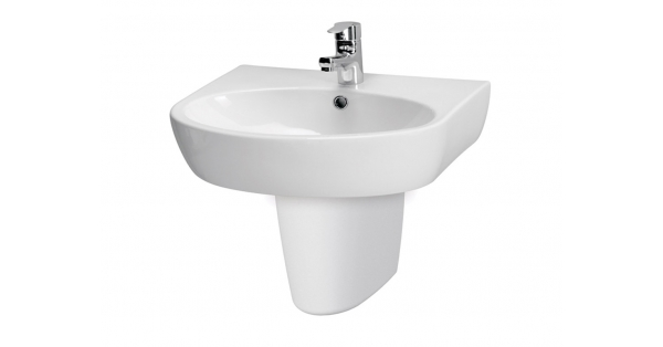 Urban Harmony 600mm Basin & Pedestal