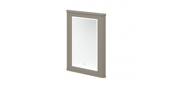 Westminster 600mm LED Mirror Grey