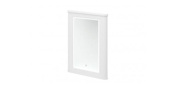 Westminster 600mm LED Mirror White